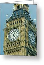 Big Ben 2 Greeting Card