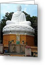 Big Buddha 3 Greeting Card