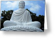 Big Buddha 4 Greeting Card