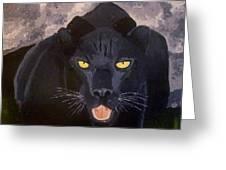 Big Cat IIi Greeting Card