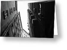 Big City Life Greeting Card