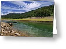 Big Elk Creek Greeting Card