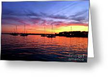 Big Lights Will Inspire You Greeting Card