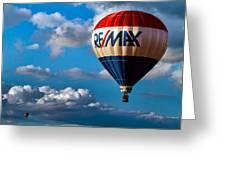 Big Max Re Max Greeting Card