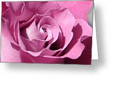 Big Pink Greeting Card