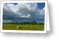 Big Sky-brief Shower Greeting Card
