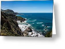 Big Sur Ca Greeting Card