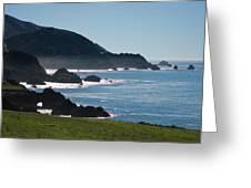 Big Sur  Greeting Card by Doron  Hanoch