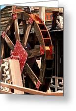 Big Wheels Keep On Turning Greeting Card by LeeAnn McLaneGoetz McLaneGoetzStudioLLCcom