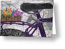 Bike Like #2 Greeting Card
