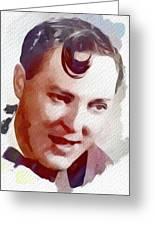 Bill Haley, Music Legend Greeting Card