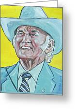 Bill Monroe Greeting Card