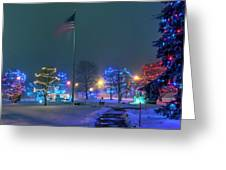 Billerica Common 001 Greeting Card