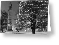 Billerica Common 004 Greeting Card