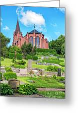 Billinge Church Greeting Card