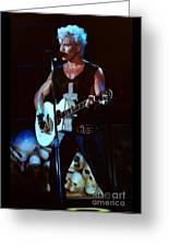 Billy Idol 90-2302 Greeting Card