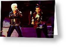Billy Idol 90-2305 Greeting Card