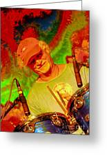 Billy Kreutzmann Greeting Card