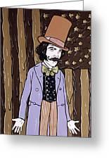 Billy Wonka One  Greeting Card