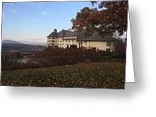 Biltmore Estate, Asheville, Nc Greeting Card