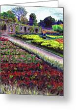 Biltmore Walled Gardens Greeting Card