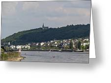 Bingen Germany Greeting Card