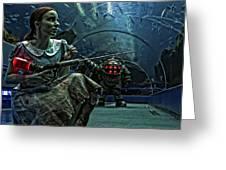 Bioshock Greeting Card