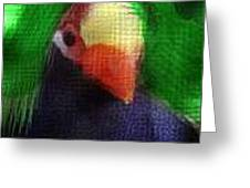 Bird 1 Greeting Card