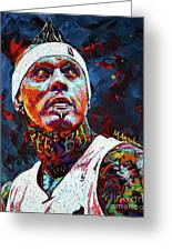 Birdman Andersen Greeting Card