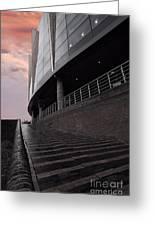 Birmingham Barclaycard Arena Greeting Card