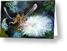 Birth Of A Fairy Greeting Card