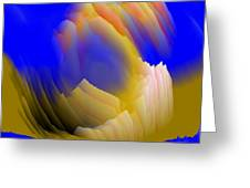 Birth Of Wonder-soul Greeting Card
