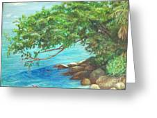Biscayne Bay Greeting Card
