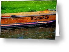 Bismarck Greeting Card