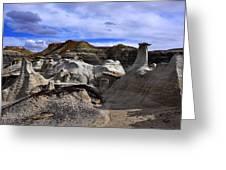 Bisti Badlands 1 Greeting Card
