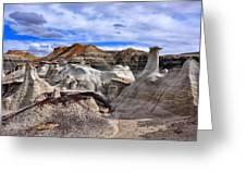 Bisti Badlands 7 Greeting Card