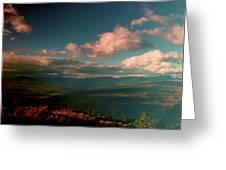 Black Canyon 3 Greeting Card