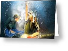 Black Country Communion 02 Greeting Card