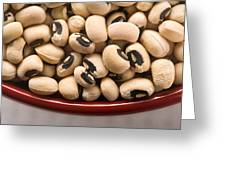 Black Eyed Peas Greeting Card