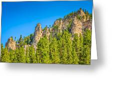 Black Hills Majesty Greeting Card