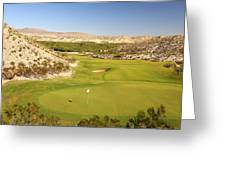 Black Jack's Crossing Golf Course Hole 12 Greeting Card
