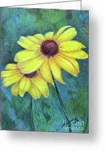 Blackeyed Susan Greeting Card