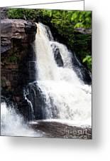 Blackwater Falls #6 Greeting Card
