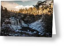Blackwater Falls Greeting Card