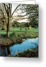 Blarney Castle Grounds Greeting Card