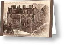 Blarney House Greeting Card