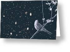 Bleak Winter Greeting Card