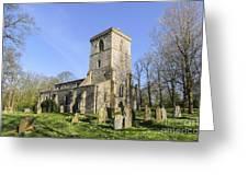 Bledlow Church Greeting Card