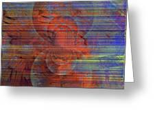 Blending Palette Greeting Card