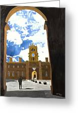 Blenheim Palace England Greeting Card